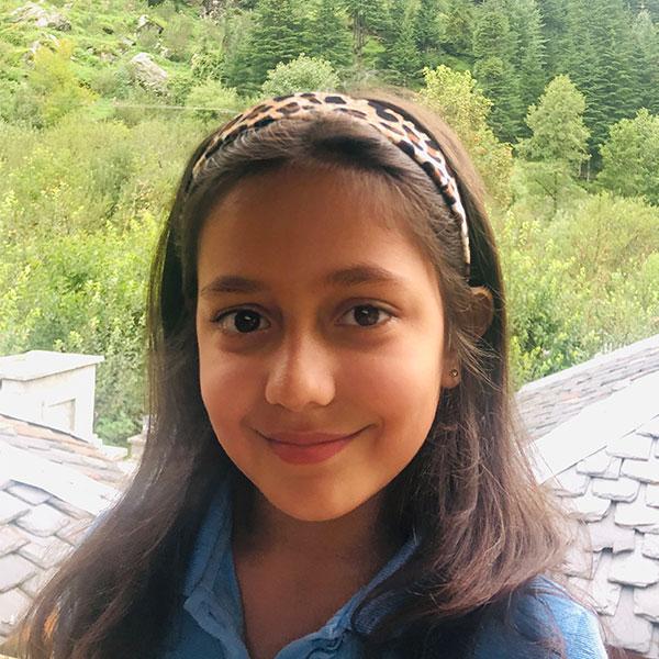 Meet Amvi Tripathi